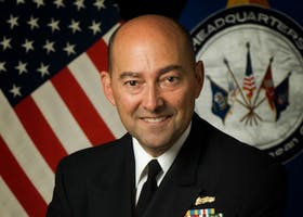 Photo of Admiral James Stavridis USN